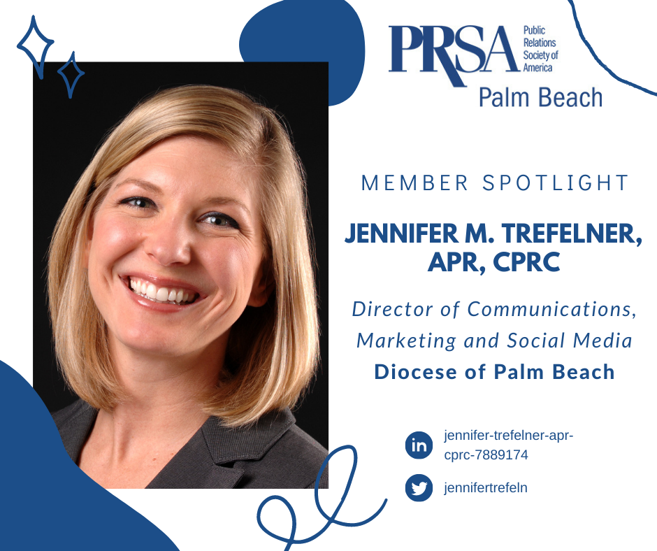 Jennifer M. Trefelner, APR, CPRC